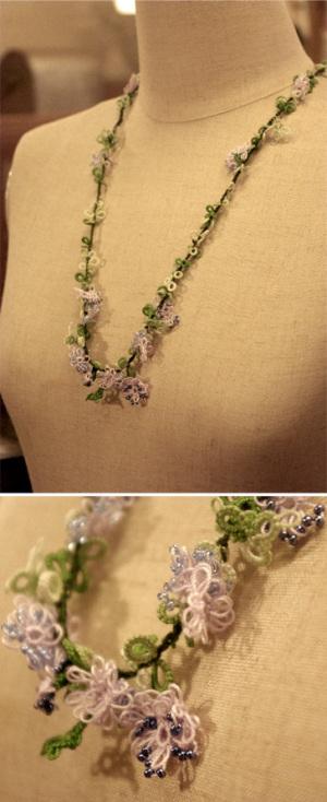 mi-yan*さん新作ネックレス
